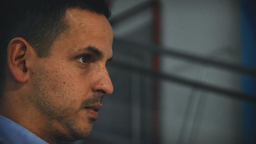 Javier Doblado, presidente del Salud Tenerife
