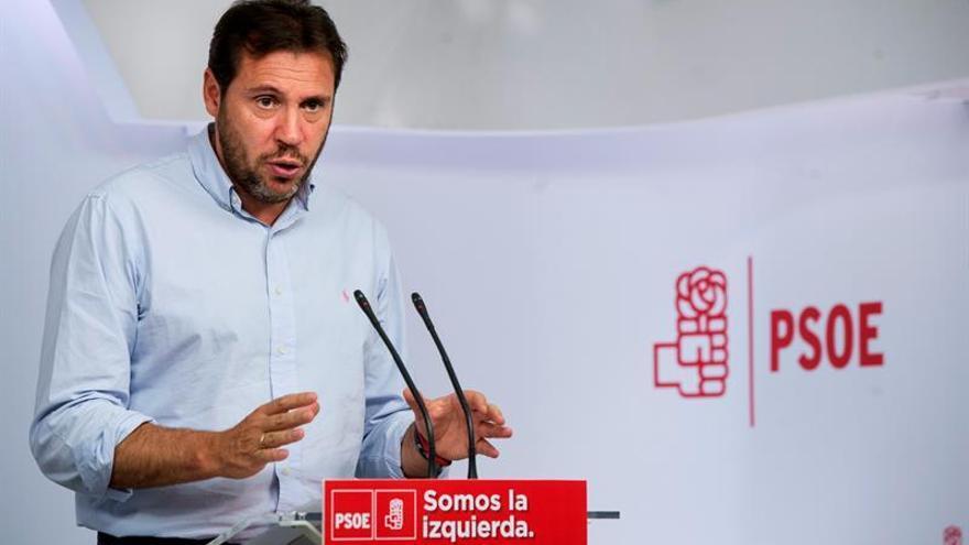 Óscar Puente: Primar la memoria de Blanco no es un agravio a las víctimas