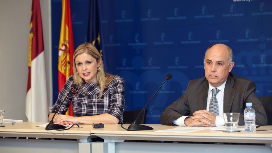 Elena de la Cruz y David Merino / JCCM
