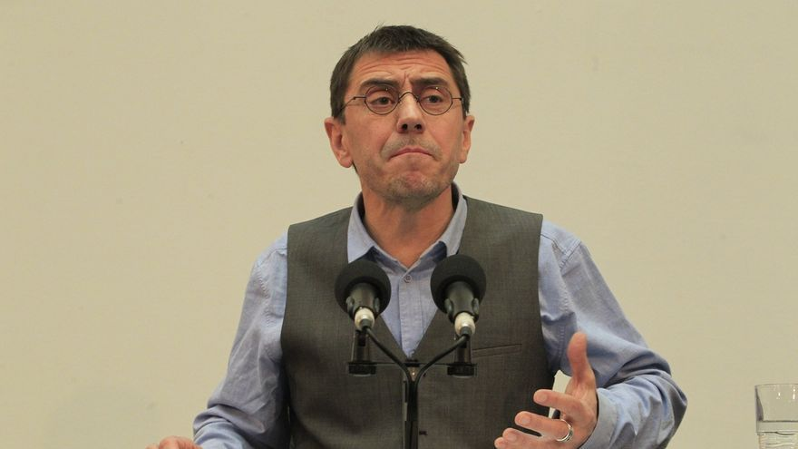 Monedero elude pronunciarse sobre la detención del alcalde de Caracas y pide respeto al Estado de Derecho