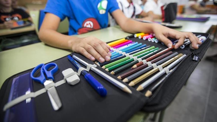 La educación será uno de los ejes del PSOE en el año 2018