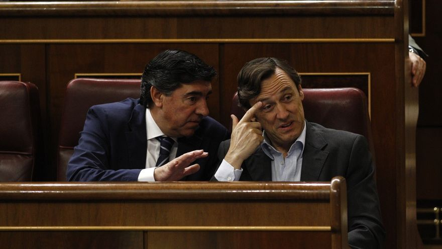 El PP pierde cinco votaciones en el Pleno del Congreso de este martes