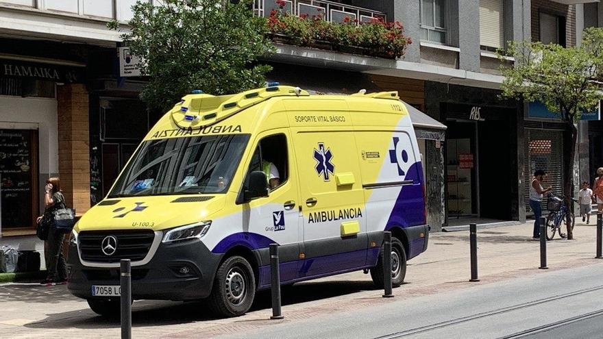Euskadi constata ya un repunte de ingresos: 110 personas están hospitalizadas, seis de ellas graves en la UCI