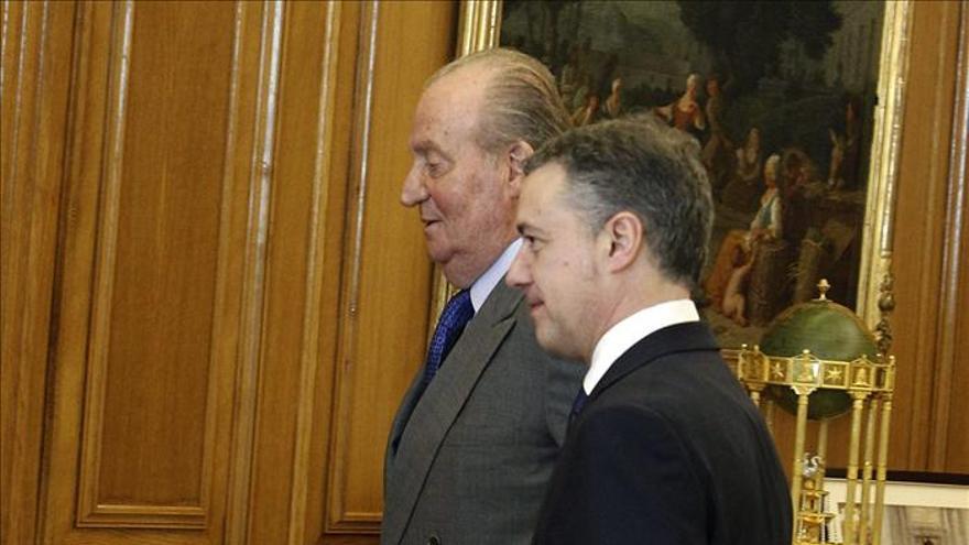 El Rey presidirá la recepción al cuerpo diplomático más corta y con menos invitados