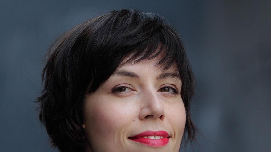 La periodista Marta Peirano