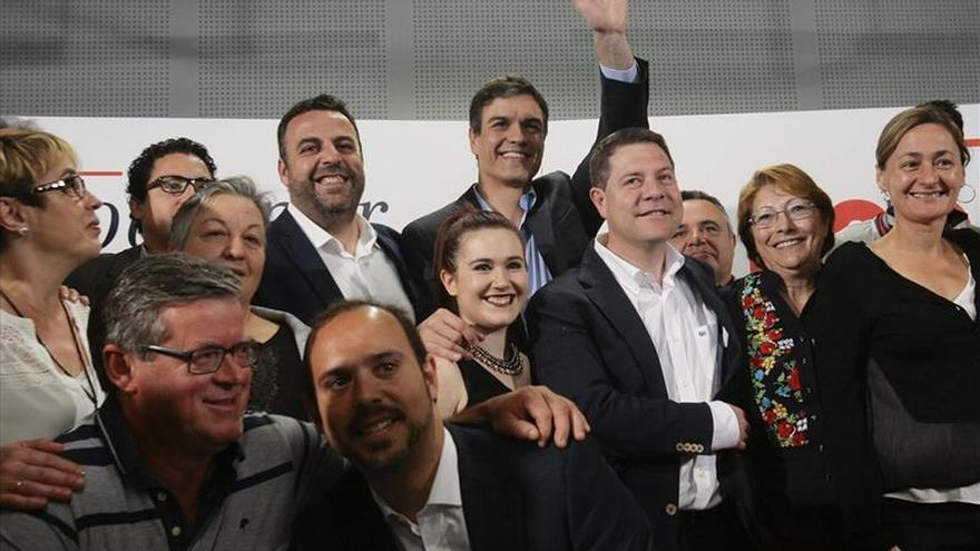 Page dice que el resultado de Díaz es clamoroso y C's y Podemos deben tener sentido común