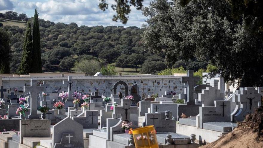 Prohíben una concentración en el cementerio de Mingorrubio por el alma de Franco