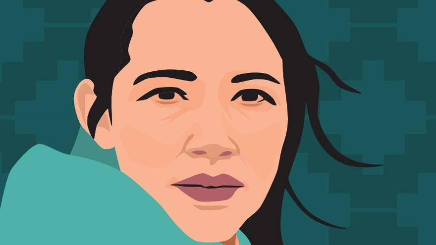 """""""Mi familia y yo no sabíamos cómo enfrentarnos al tema, ni siquiera cómo hablar de ello"""", cuenta Maya Torralba."""