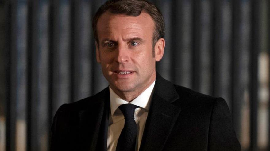 Macron aplaza su cumbre sobre el Sahel por el ataque terrorista en Níger