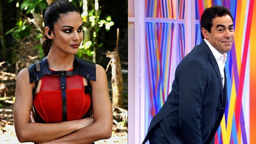 Lara Álvarez y Pablo Chiapella