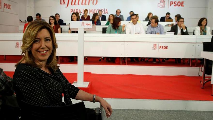Susana Díaz: La mejor garantía para España es que el PSOE gane las elecciones del 26J