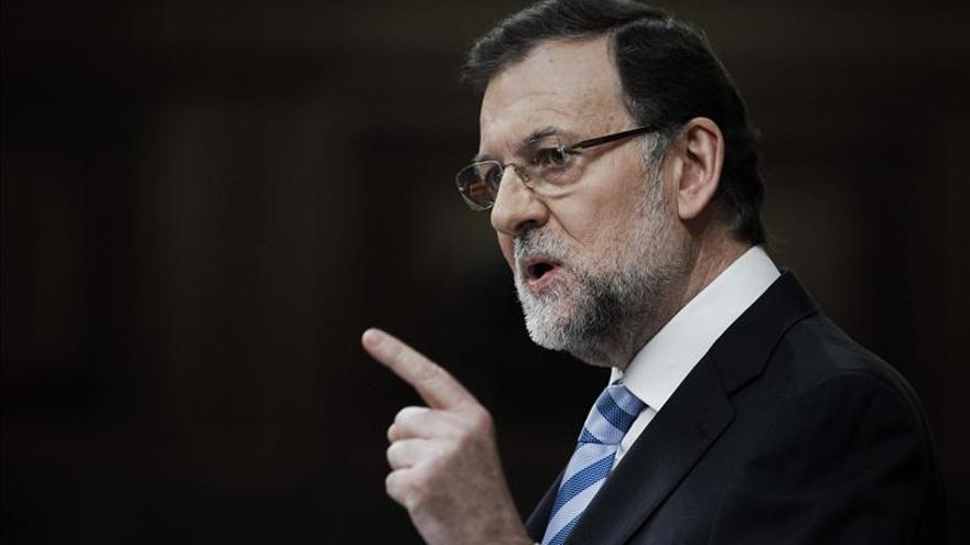 Rajoy reprocha a la UE no haber resuelto aún problemas de la inmigración