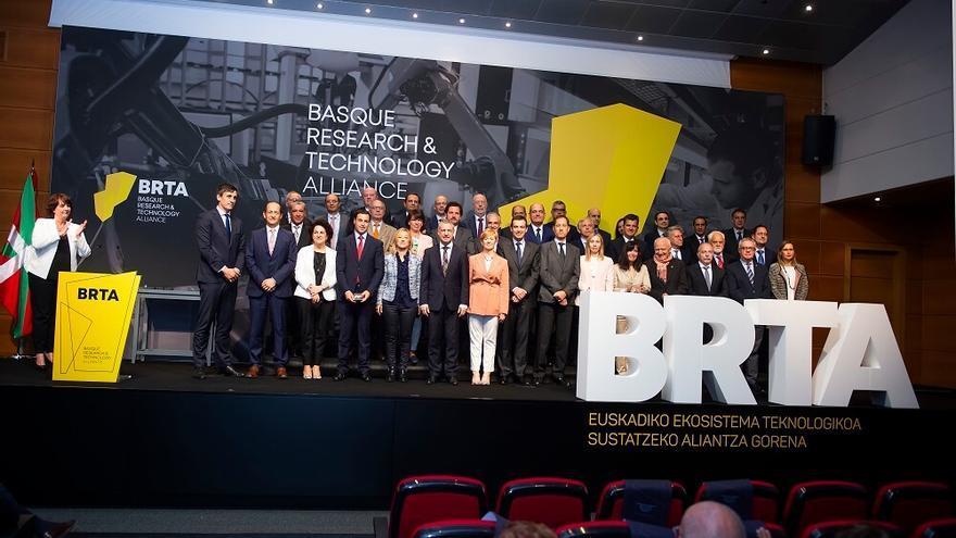 Presentación de BRT