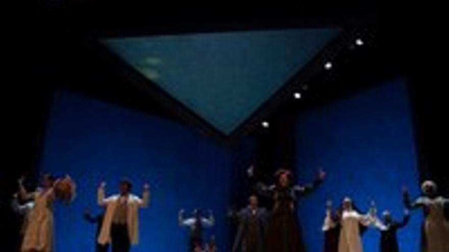 Una escena de 'Electra', dirigida por Ferran Madico.