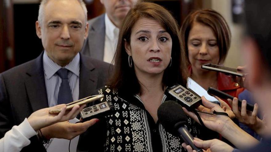 El PSOE propone reformar el Reglamento del Congreso para que la Mesa no bloquee leyes