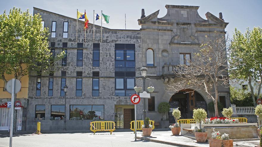 Ayuntamiento de Santa Brígida (ALEJANDRO RAMOS)
