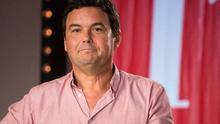 El economista Thomas Piketty en un debate de la fiesta anual de l'Humanite,  en septiembre pasado.