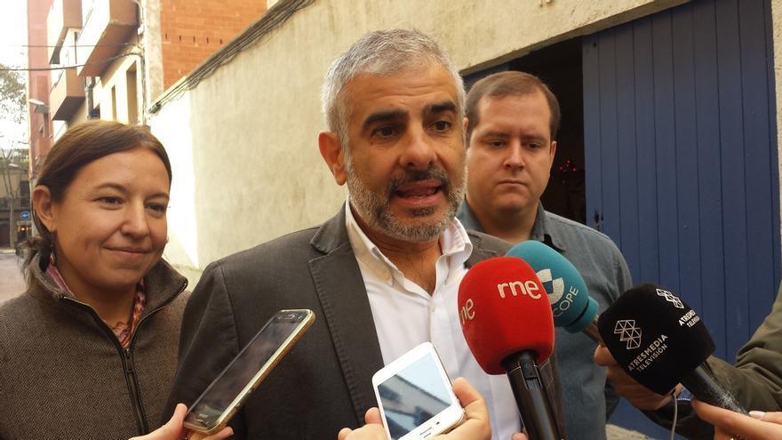 """Cs ve """"circo y 'performance'"""" en la denuncia del Govern contra la Guardia Civil"""