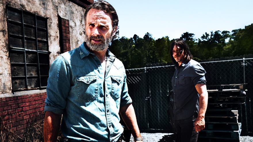 The Walking Dead lanza la sinopsis de la segunda mitad de su 8ª temporada