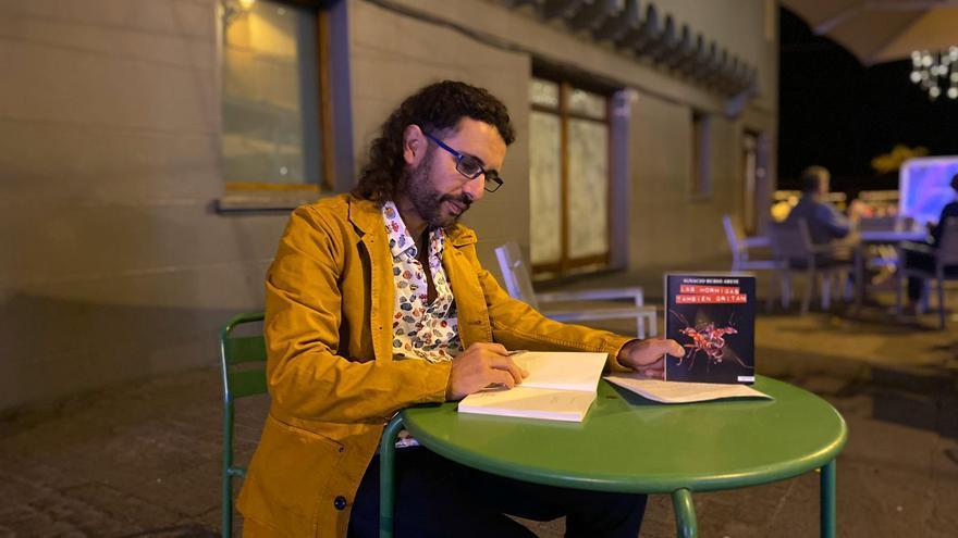 Nacho Rubio Arese es profesor de Historia en el IES Alonso Pérez Díaz.