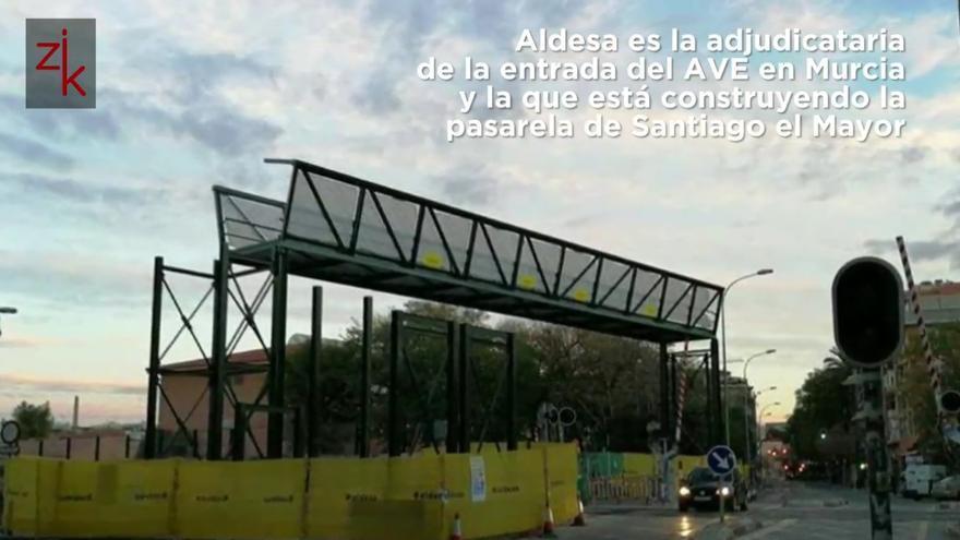 AldesaLeaks, por MurZia TropiKal