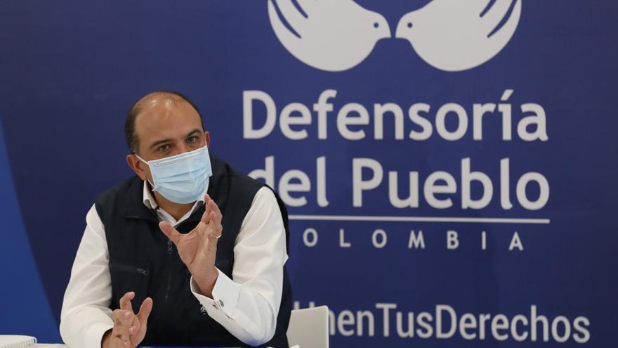 Casi 100 casos de trata de personas en el primer semestre de 2021 en Colombia