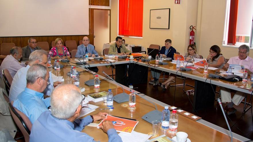Pleno del Consejo Social de la ULPGC.
