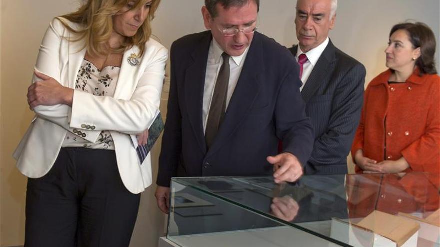 Una muestra en la Alhambra reivindica la figura del escultor Juan Cristóbal