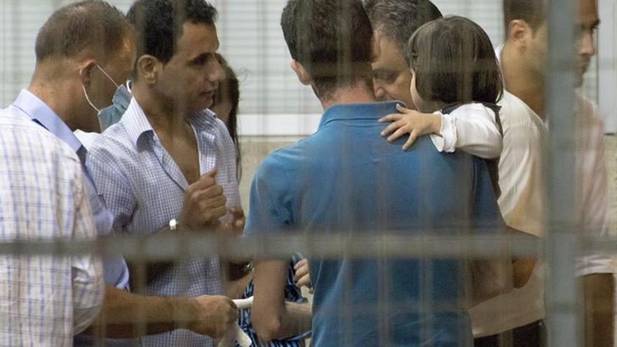 Embarcación con 174 refugiados llega a Chipre desde Turquía