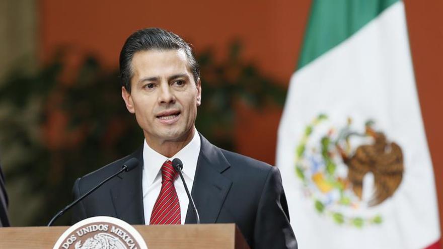 """Peña Nieto: """"No llegué aquí para ganarme una medalla de popularidad"""""""