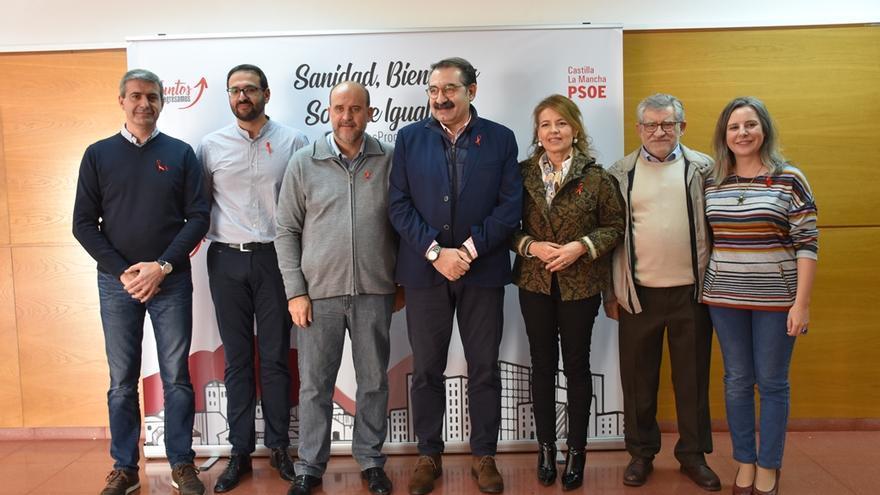 Varios miembros del Gobierno regional y dirigentes del PSOE han moderado las mesas del Foro de Debate