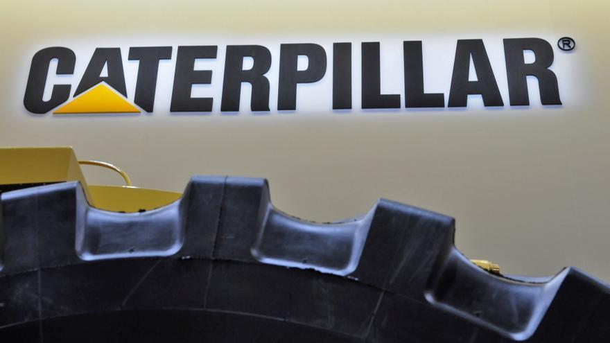 Caterpillar gana 1.530 millones de dólares en tres meses, un 40 % más