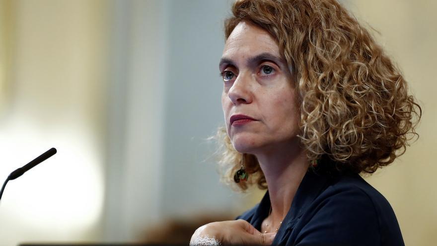 Minuto de silencio en el Pleno del Congreso por los fallecidos