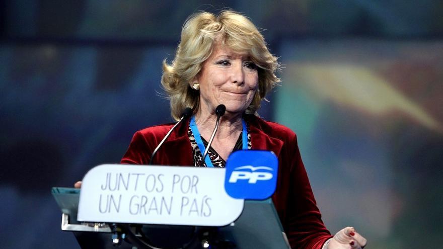 Aguirre coincide con Felipe González en incorporar el enriquecimiento ilícito de cargos públicos como delito