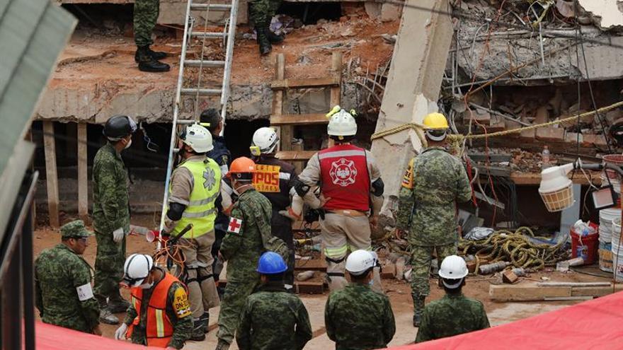 Un equipo costarricense de evaluación de daños apoyará las labores en México