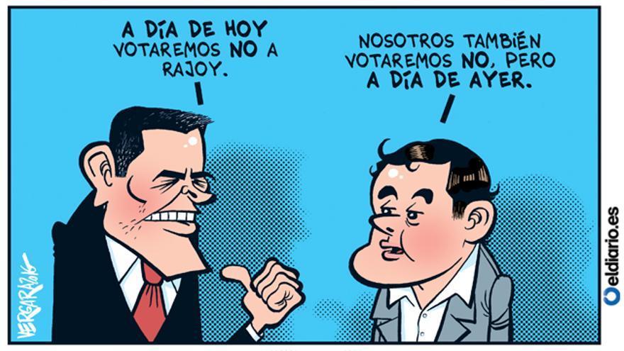 Rivera y Sánchez se definen