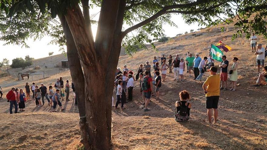 El equipo que busca la posible fosa común de García Lorca retoma su proyecto