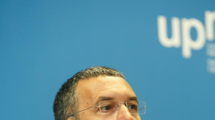 Miguel Laparra, Director de la Cátedra de Investigación para la Igualdad y la Integración Social, de la Universidad Pública de Navarra.