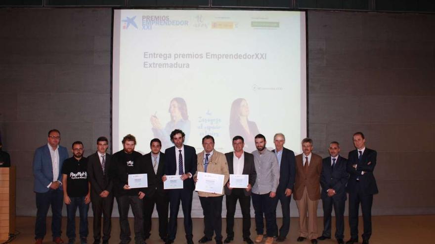 Premio Emprendedor XXI Extremadura