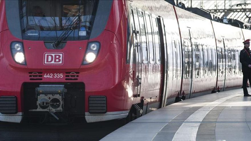 Los maquinistas y los ferrocarriles alemanes acuerdan poner fin a la huelga