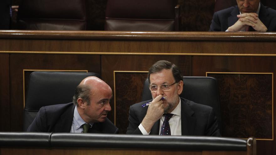 El PNV exige responsabilidades políticas a Rajoy por el 'caso Soria' y Compromís señala la salida a Guindos