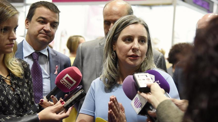 Araceli Martínez FOTO: JCCM
