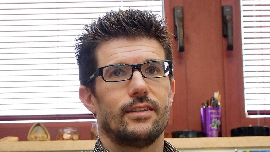 David Padrón, economista y ponente principal