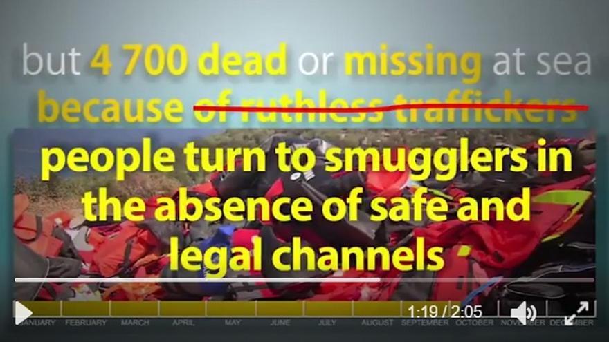 Vídeo MSF control migratorio