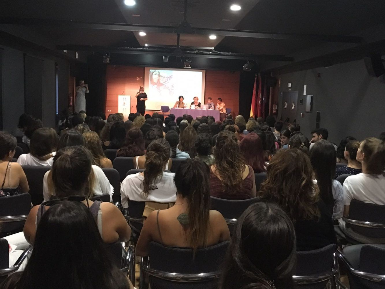 Centro Cultural Galileo - conferencia