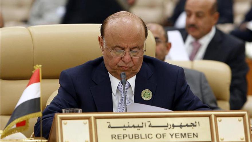 El presidente yemení pide al Parlamento que apoye al nuevo Gobierno