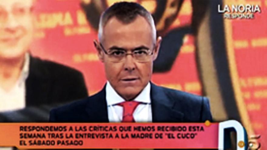 """Jordi González: """"Hay una guerra teledirigida por los rivales"""""""