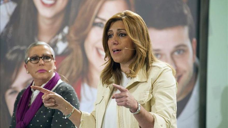 Díaz y Moreno recurren a sanidad y educación en el penúltimo día de campaña