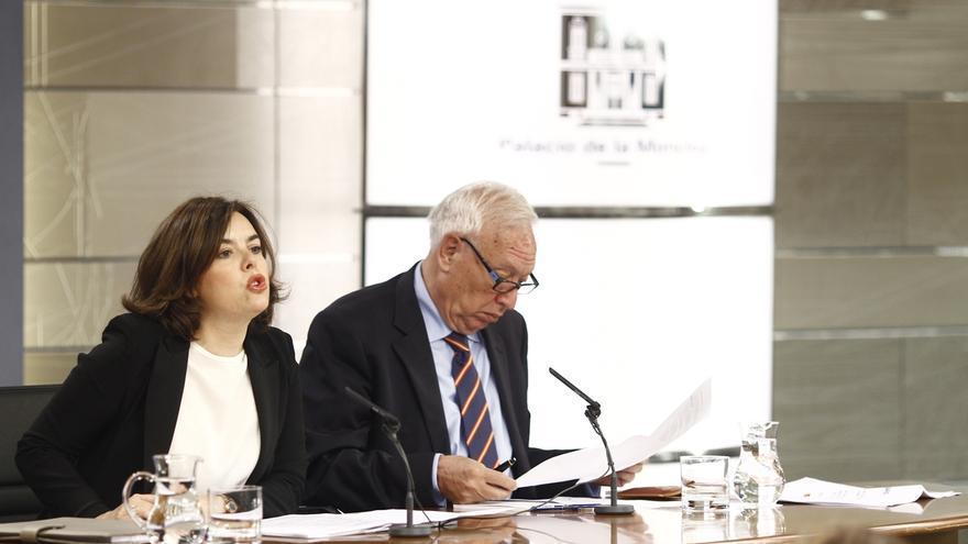 Santamaría invita a la Generalitat a desarrollar la ley de pobreza energética y no polemizar con el recurso al TC