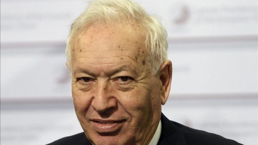 Margallo agradece la ratificación del convenio de adopciones por Rusia